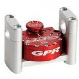 GPR Steering Stabilizer / Damper - Honda XR200R XR400R XR600R - Pro V2 Fat Bar Kit