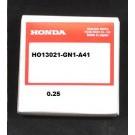 OEM Honda PISTON RINGS 48.25MM CRF80F (04-13) XR80R (00-03)