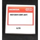 OEM Honda PISTON RINGS 48.75MM CRF80F (04-13) XR80R (00-03)