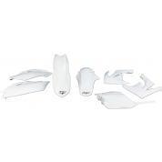 UFO PLASTIC BODY KITS , CRF450R (09-10) CRF250R  (2010) White