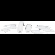 UFO PLASTIC BODY KITS , KX450F (09-11) 09 OEM STYLE WHITE