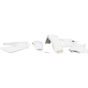 UFO PLASTIC BODY KITS , YZ85 (02-12) WHITE