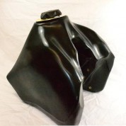 IMS PRODUCTS Fuel / Gas Tank - Honda XR650L - 4.0 GALLON Black