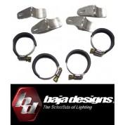 Baja Designs' Headlight, Tecate/EZ Mount Dual Sport Kit Standard Mount Kit