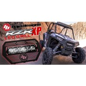 Baja Designs, OEM, Polaris RZR Grille & OnX6 LED Light Bar Kit RZR XP900 (2015-ON) RZR XP1000 (2014-ON)