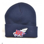 XRs Only Team Beanie Long (Navy Blue) 01