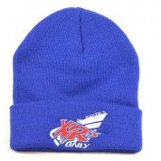 XRs Only Team Beanie Long (Royal Blue) 02