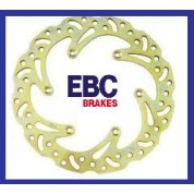 EBC Supercross Contour Series Brake Rotors XR250R (96-04) XR250L (91-96) XR400R (96-04) XR600R (91-06)