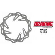 Braking PUC Front Rotor CR500 (95-01) CRF450X (05-13) CRF450R (02-12) CRF250X (06-13) CRF250R (04-13) CR250R (02-07) CR250R (95-96) CR125R (02-07) CR125R (95-97)