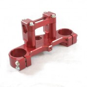XRs Only Competition Triple Clamps - Honda CRF150R (Red)
