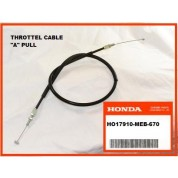 OEM Honda Throttle Cable (A) CRF450R, (02-03) PULL