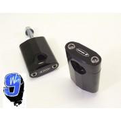 Wrap 9 DR650 Suzuki Bar Risers