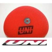 UNI Dirt Bike Air Filter - Suzuki RM125 (04-06) RM250 (03-06) RMZ250 (2007)  YZ450F (03-13) YZ250F (01-13) YZ125 (93-14) YZ250 (93-13) YZ400 (98-02) YZ426 (98-02) WR426 (01-03) WR250F (01-02)