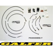 Galfer Brake Line System, CRF1000L AFRICA TWIN ABS (2016)