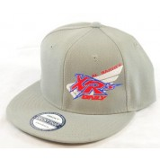 XRs Only Team Hat - Baseball Cap (Gray) 07