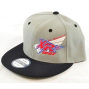 XRs Only Team Hat - Baseball Cap (Gray / Black) 08