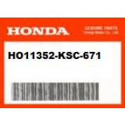 OEM Honda Clutch Cover Gasket, CRF250X (04-08)