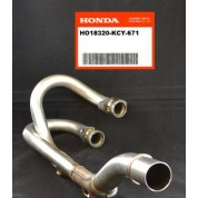 OEM Honda Exhaust Header, XR400R (96-04)