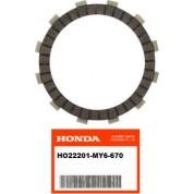 OEM HONDA XR650L (93-14) CLUTCH - DISK, CLUTCH FRICTION
