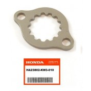 OEM HONDA FIXING PLATE XR250R (96-04)