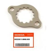 OEM HONDA FIXING PLATE XR600R (93-00) XR650L (93-15) XR650R (00-07)