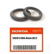 OEM Honda Fork Seal Set CR125R (1987) CR250R (85-87) CR500R (85-87) XR600R (85-00) XR650L (93-15)
