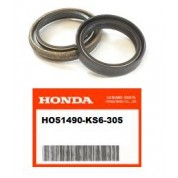 OEM Honda Fork Seals Set CR125R (88-89) CR250R (1988) CR500R (1988) XR400R (96-04)
