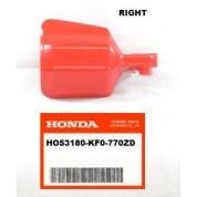 OEM Honda Plastic Hand Guard Right XR650L (93-15)