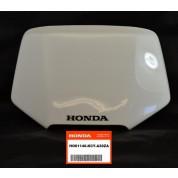 OEM Honda Number Plate, XR250R (02-04) XR400R (02-04)