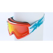 X BRAND LIMITED GOGGLES, Stealth Flo Orange