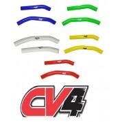 CV4 Radiator Hose Kit - Suzuki LTR450 (06-11)