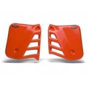Maier USA Radiator Scoops - Honda CR250R (1985-1987)
