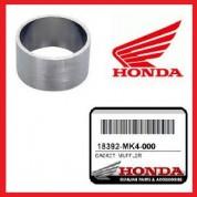 Honda OEM Muffler Sleeve  XR250R / XR350R (1985) / XR400R / ATC350X / CRF150R / CRF250R / CRF250X / TRX400 / TRX450