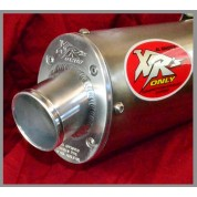 XRs Only Exhaust Pipe - Honda XR200 / XR250 (84-85 / 4-Valve)