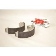 EBC Brakes Rear Brake Pads - NX650 Dominator (88-89) XL250S (1981) XL500R (1982) XL500S (79-81) XL600R (83-87) 1989 - 1990 XL600V Transalp (89-90) XR500 (89-90) XR500R (81-82)