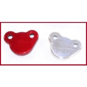 XRs Only's Rear Brake Reservoir Cover CFR150 (07-14) CRF250R (04-12) CRF250X (04-14) CRF450R (02-14) CRF450X (05-14) CR125R (02-07) CR250R (02-07)