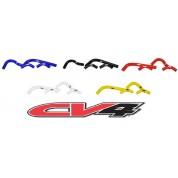CV4 Radiator Hose Kit Honda CRF250R (04-09) CRF250X (04-15)
