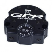GPR Steering Stabilizer / Damper - Honda CRF450R CRF450X CR500R (05-07) - V1 STANDARD BAR KIT
