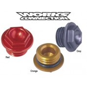 Works Connection Oil Filler Plug - Honda CR / CRF450R/X / Kawasaki / Suzuki / Yamaha