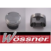 Wossner Piston Kit - Honda XR400R (96-04) TRX400EX (99-08) - 397cc / 84.94mm / 11:1 Compression Ratio