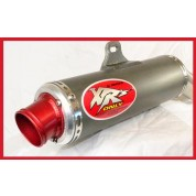 XRs Only Exhaust Pipe - Honda XR200R (86-02)