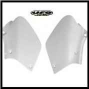 UFO Side Panel - Honda XR250R / XR400R - WHITE (96-UP)