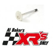 XRs Only Valve - Honda XR500R (79-82) - EXHAUST Stainless Steel  Over Size 1mm