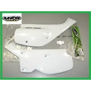 UFO Side Panels Left / Right - Honda XR600R - WHITE