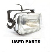 USED Honda Head Light Lens w/brackets XR650L (95-15)
