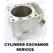 Service: CYLINDER EXCHANGE PROGRAM XR650R (00-07)