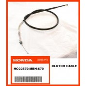 Honda OEM Clutch Cable XR650R (00-07)