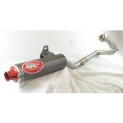 XRs Only Exhaust Pipe - Honda CRF80F CRF100F XR80R XR100R (86-00)