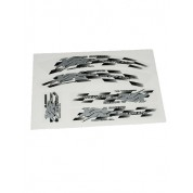 XRs Only Dirt Bike Graphics Decal Kit - GRAY