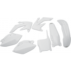 UFO PLASTIC BODY KITS , CRF250R  (06-07) White